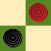 Checkers (Draughts) Online Free icon