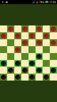Checkers (Draughts) Online Free screenshot 1