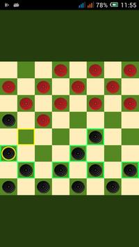 Checkers (Draughts) Online Free screenshot 2