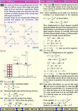 PHYSICS JEE PAPER SOL. FREE screenshot 5
