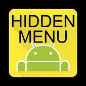 AOSP / CM Hidden Menu icon