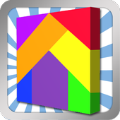 New Tangrams Puzzle For Kids icon