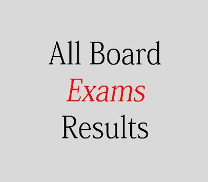 All Board Exam Result : परीक्षा परिणाम poster