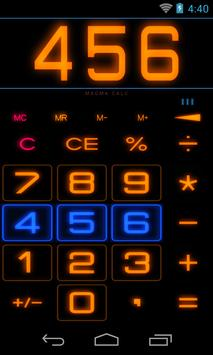 Calculator with Percent (Free) apk स्क्रीनशॉट