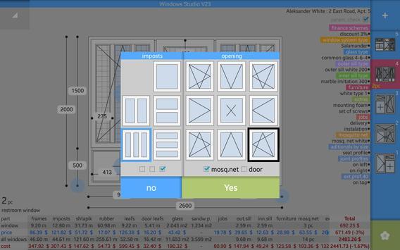 Fenster konfigurator software kostenlos  PVC Fenster Konfigurator APK-Download - Kostenlos Büro APP für ...