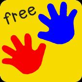 Tiny Fingers Free icon