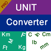 Unit Converter Pro [All in one] icon