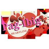 Pag-ibig Heartline ❤️ 💛 💚 icon