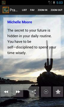 Time Management Quotes poster