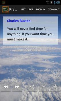 Time Management Quotes apk screenshot