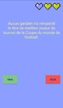 Vrai ou Faux - Quiz screenshot 1