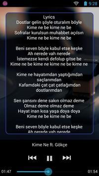 Ozan Doğulu müzik ve şarkı sözleri screenshot 3