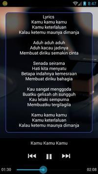 Lagu Ayu Ting-Ting - Kamu Kamu Kamu screenshot 2