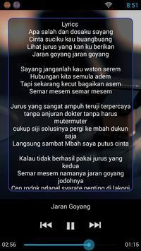 Lagu Nella Kharisma - Jaran goyang apk screenshot
