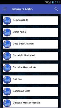 Lagu Imam S Arifin Lengkap & Lirik screenshot 1