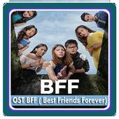 Lagu OST BFF (BEST FRIENDS FOREVER) & Lirik icon