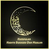 Kumpulan Hadits Bukhari Muslim icon