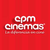 CPM Cinemas icon