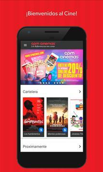 CPM Cinemas poster