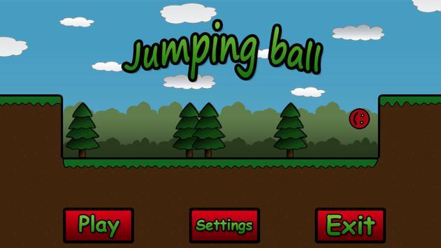 Jumping Ball poster