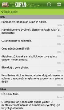 Her Gün Kur'an Oku poster