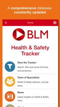 BLM Tracker poster