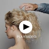 Hairstyle Tutorials Videos icon