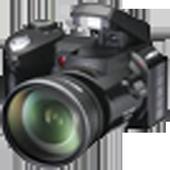 hd camera editor icon