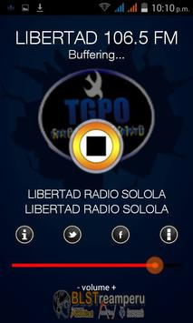 LIBERTAD RADIO SOLOLA screenshot 2