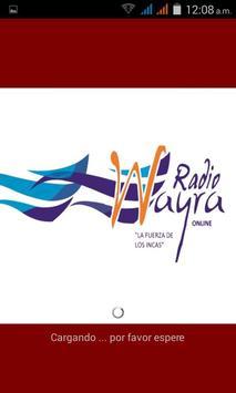RADIO WAYRA apk screenshot