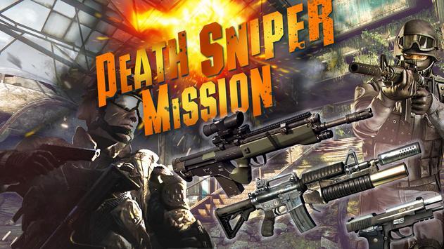 Death Sniper Mission apk screenshot