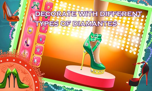 My Shoe Designer Fun Game screenshot 4