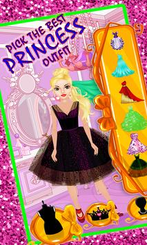 Princess Salon Kids Game screenshot 5