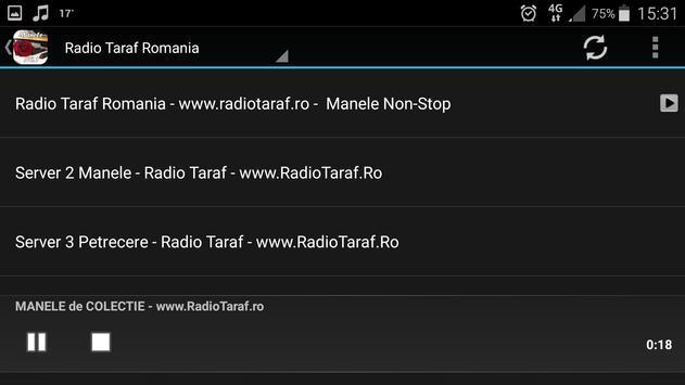 Manele No.1 apk screenshot