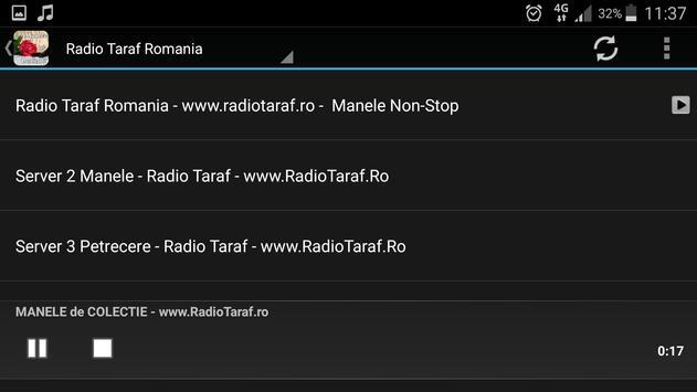 Radio Manele Dedicatii apk screenshot