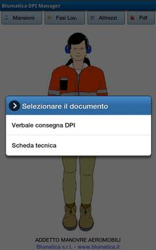 Blumatica DPI Manager apk screenshot