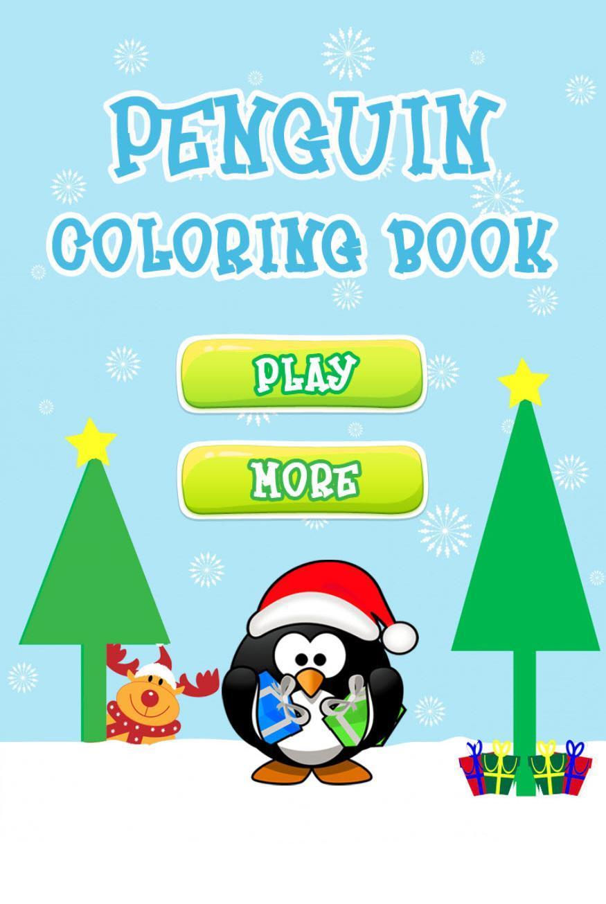 Buku Penguin Mewarnai Saya For Android APK Download
