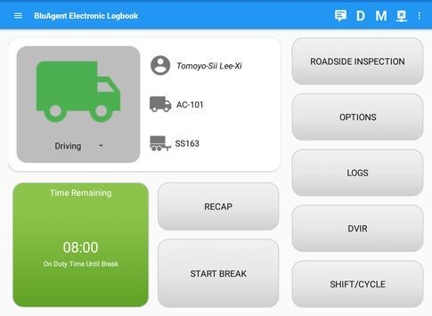 BluAgent Electronic Logbook screenshot 7
