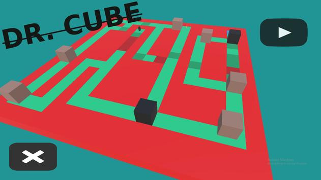 Dr. Cube poster