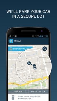 BluCar - Parking & Valet screenshot 1