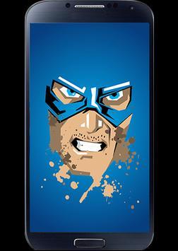 SuperHero WallPapers HD poster