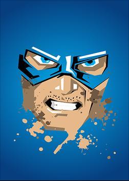 Superhero Wallpapers Hd Poster Superhero Wallpapers Hd Apk Screenshot