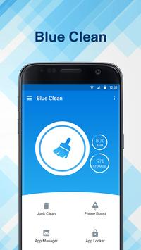 Blue Clean - Clean and Boost poster
