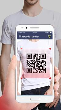 Barcode Scanner screenshot 2