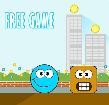 Blue Ball 4 apk screenshot
