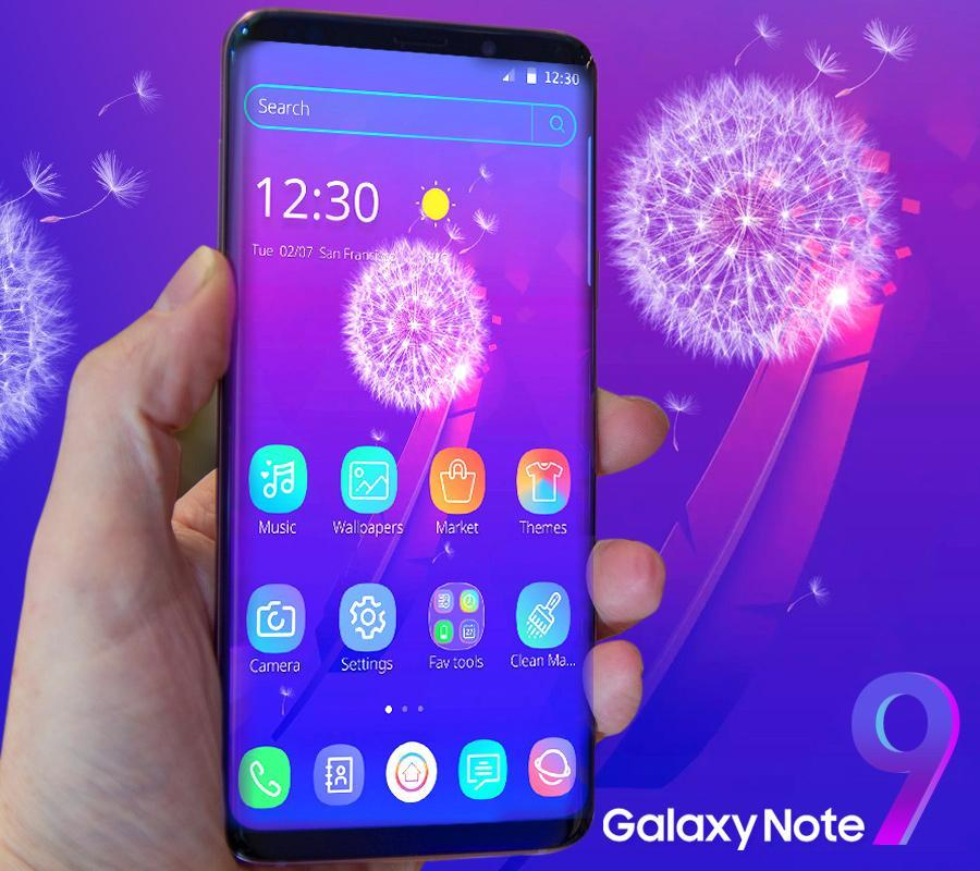 Theme for Galaxy Note 9 Theme for Android - APK Download