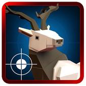 Pixel Wild Deer Hunting World icon
