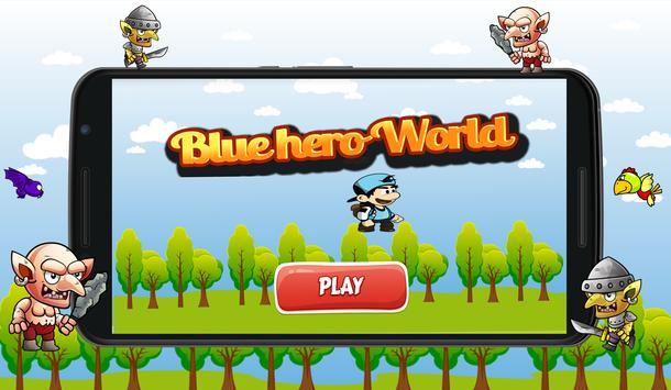 Blue hero World Adventure screenshot 8