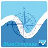 Blue Compass - Bussola Mobile icon