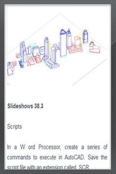 Learn AutoCad 2D screenshot 4